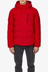 Куртка мужская W36-0821 `Kings Wind` красный