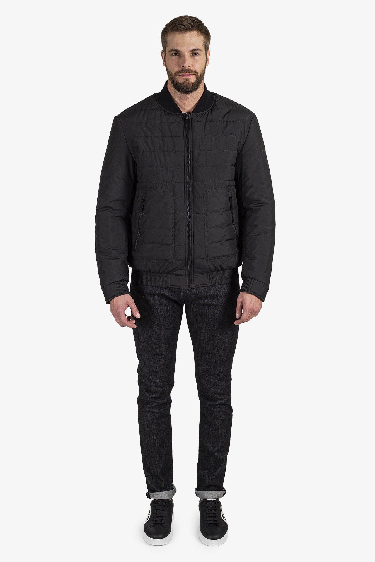 Куртка мужская 21SS870-0221 `Vivacana` черный