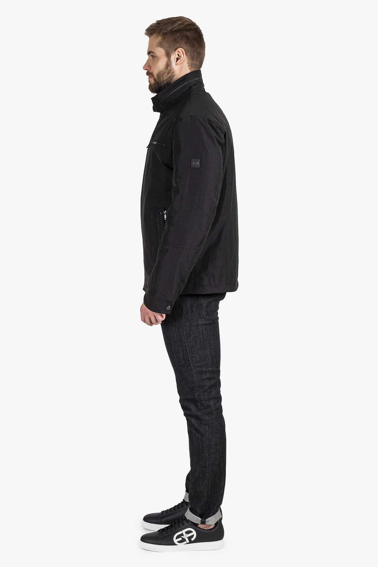 Куртка мужская 1K14-0121 `Kings Wind` темно-зеленый